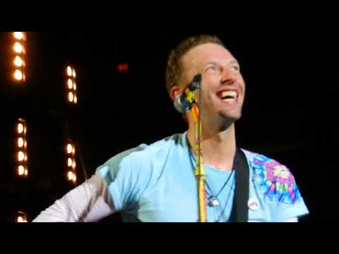 Coldplay, Toronto song, Rogers Centre,...
