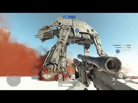 CRAIT GALACTIC ASSAULT GAMEPLAY THE LAST JEDI DLC - STAR WARS BATTLEFRONT 2 4K