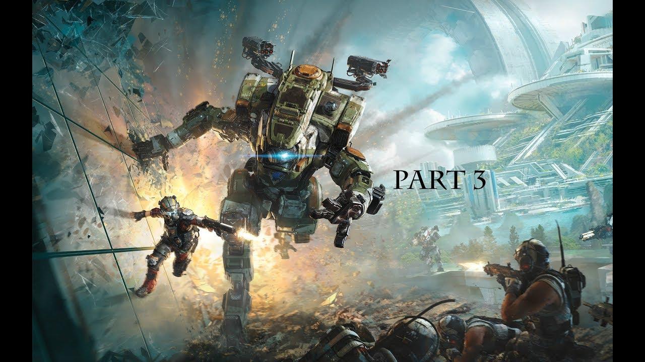 TITANFALL 2 Walkthrough Gameplay Part 3:- ASH (Campaign