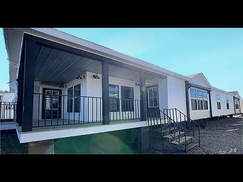 THE LULABELLE BY BUCCANEER HOME BUILDERS 4 BEDS AND 2 5 BATHS 32 X 80 2132  SQ FT