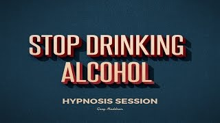 can hypnosis help you quit drinking
