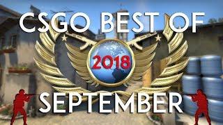 CSGO - Best of September 2018 #33