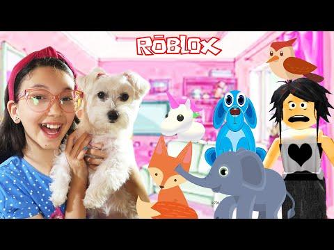 roblox---minha-casa-virou-um-zoolÓgico-(adopt-me)- -luluca-games