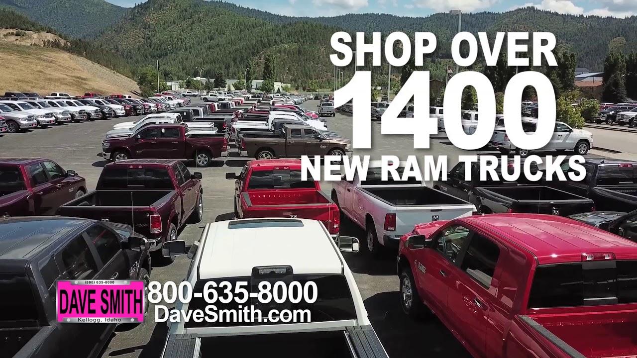 Dave Smith Kellogg Idaho >> Celebrate Ram Truck Month At Dave Smith Motors