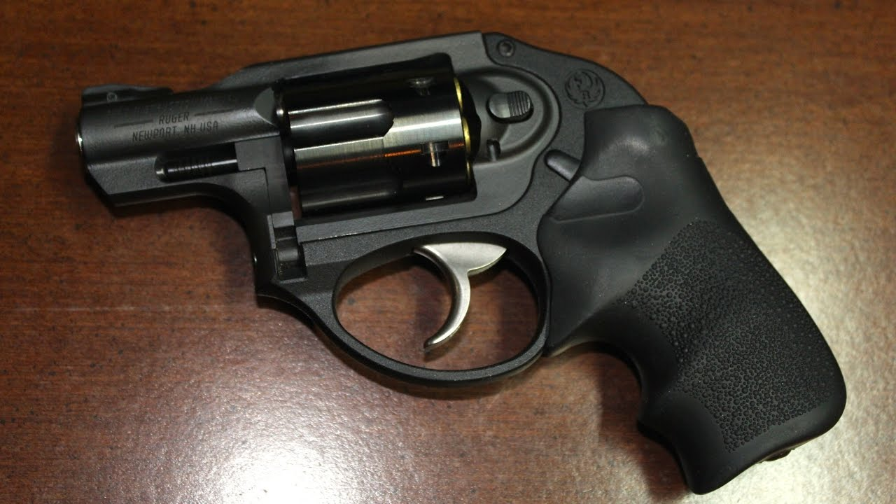 Ruger Lcr 327 Federal Magnum W 3 Different Loads