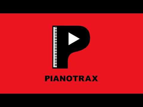 In This Wide, Wide World - Gigi Piano Karaoke Backing Track - Key: Bb