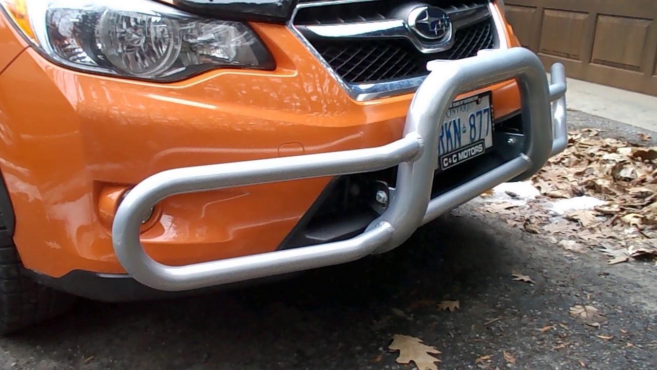 Subaru Crosstrek Hitch >> ACCESSORIES on SUBARU XV CROSSTREK - YouTube