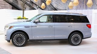 2018 Lincoln Navigator - FIRST LOOK