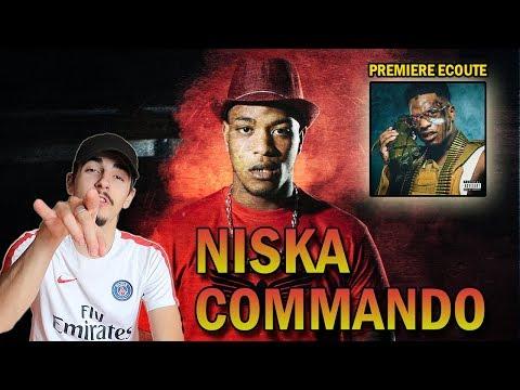NISKA - COMMANDO [PREMIÈRE ECOUTE] 🎧🔥