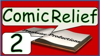 COMIC RELIEF 2
