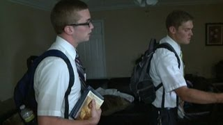 Young Mormons on a Mission