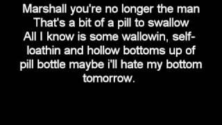 Eminem - Recovery - 02. Talkin 2 Myself Lyrics