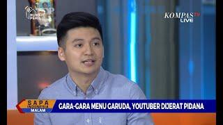 Download Video Rius Vernandes Akui Tertekan & Trauma Pasca Kasus Daftar Menu Garuda– Sapa Indonesia Malam MP3 3GP MP4
