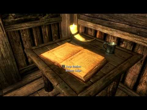Skyrim: Thieves quest - The Numbers Job