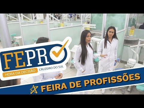 FEPRO 2019 - Feira de Profissões da Universidade Cruzeiro do Sul