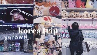 KOREA VLOG PART 3 (sm coex, saw HYOYEON!, BT21 etc.)