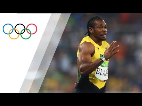 Yohan Blake: My Rio Highlights