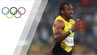 Yohan Blake: My Rio Highlights