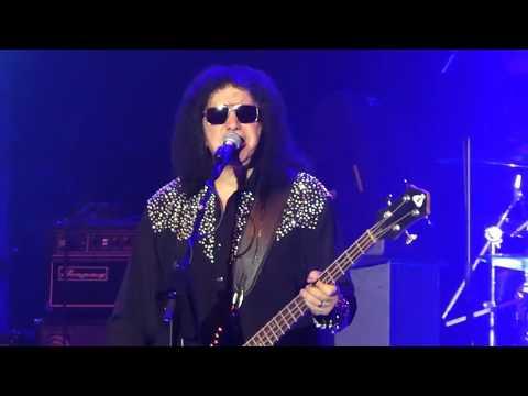 Gene Simmons Band - I - live@ 013 Tilburg The Netherlands, 19 July 2018