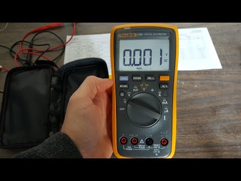 Review: Fluke 17B+ multimeter get a real Fluke for less $