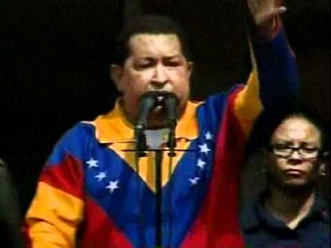 Chávez sobre gobernador de Monagas