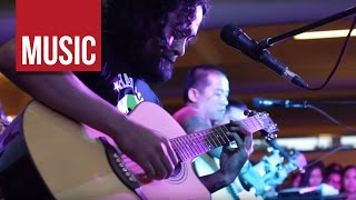"Urbandub - ""Never Will I Forget"" (Live and Acoustic at the Go! Experience Freedom Fair)"