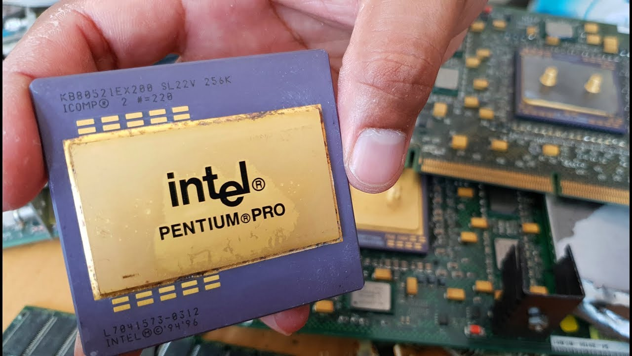 a study of the pentium pro processor Unlike most editing & proofreading services, we edit for everything: grammar, spelling, punctuation, idea flow, sentence structure, & more get started now.