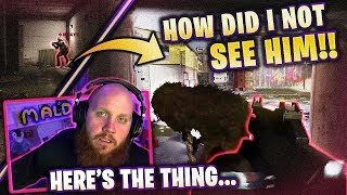 HOW DID I NOT SEE HIM?! FT. DRLUPO, TREVOR MAY & ACTIONJAXON