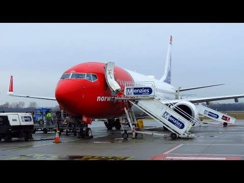 TRIP REPORT | Norwegian Air | Budapest to Copenhagen | Economy Class | Boeing 737-800