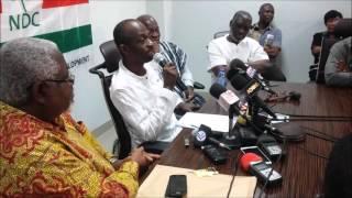 Asiedu Nketia- NPP Call For A New Voters