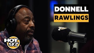 Donnell Rawlings Has Beef With Ebro Over Weed?