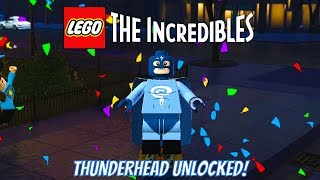 f618ea99aeb LEGO The Incredibles How to Unlock Thunderhead (Complete Everyone's ...