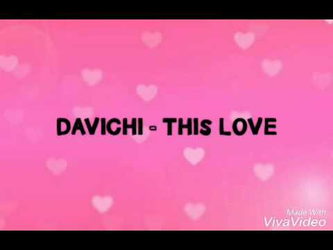 Davichi - this love lyrics