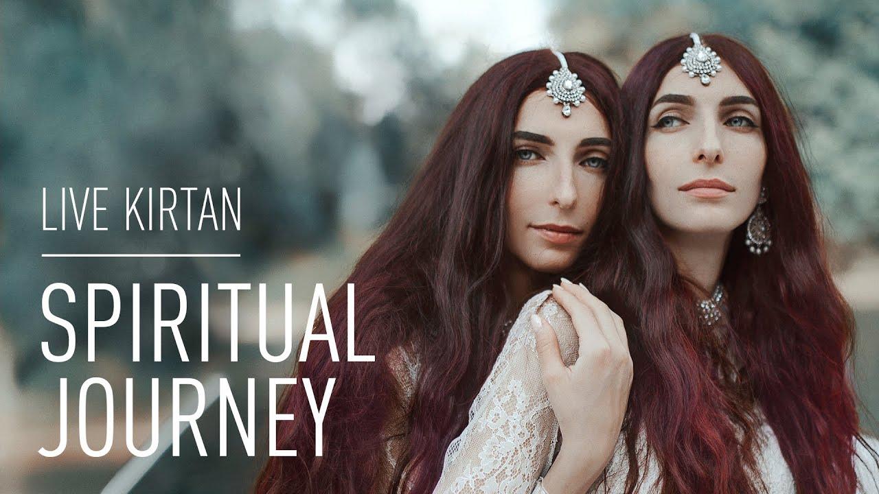 Atmasfera - Spiritual Journey | Live Kirtan