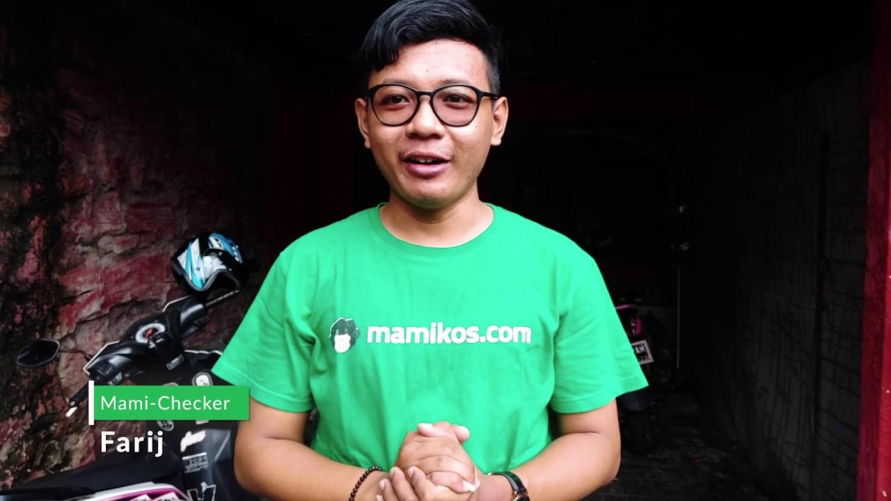 Room Tour Mami-Checker: Kost Hj Iyum Cempaka Wangi Jakarta ...