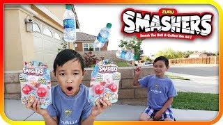Bottle Flip For Zuru Smashers Ball Surprise Toys - TigerBox HD
