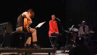 trio Rosenrot bei der IKF