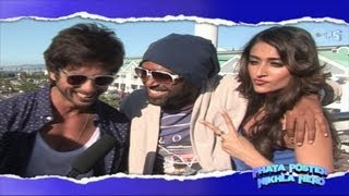 Phata Poster Nikhla Hero Fun Moments - Behind the Scene