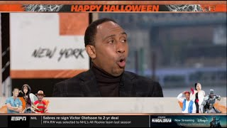 FIRST TAKE | Stephen A worried Harden & WestBrook will leave Rockets after hires Stephen Silas as HC