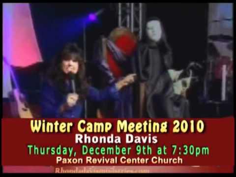 Winter Camp Meeting 2010 Speaker: Evangelist Rhonda Davis