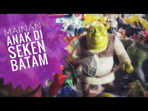 Cari Mainan Seken Singapore yang bagus di Taras Square, Batam, Indonesia - Kids Toys Batam