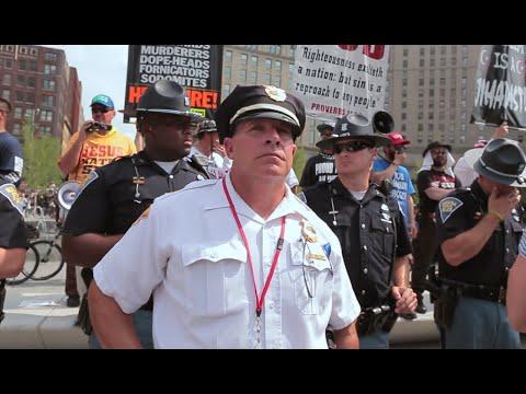 """Radical Preacher trolls BLM protester """"CALM DOWN SHANIQUA"""""""