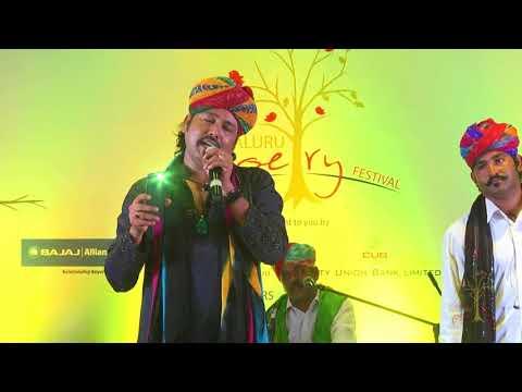 Mame Khan ~Sanu Ik Pal~ cover version live