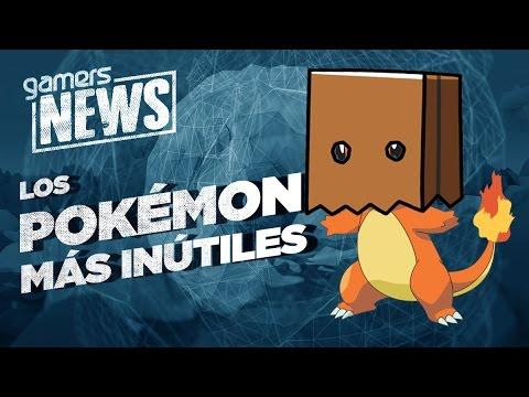 Gamers News - ¡Los Pokémon más inútiles!