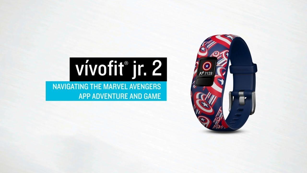 unlock code vivofit jr