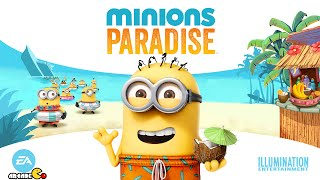 Minions Paradise By Electronic Arts - iOS / Android - HD Gameplay Trailer