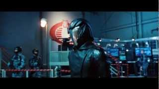 "G.I. JOE: Retaliation ""Real Heroes"" Trailer - 90"