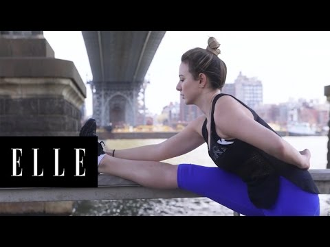 Beyoncé's Ivy Park Collection On 4 Body Types | ELLE