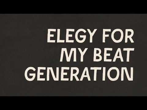 Elegy For My Beat Generartion by Neeli Cherkovski (Book Trailer)