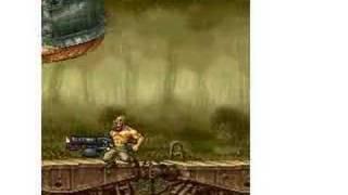 Metal Slug 3 mobile game trailer